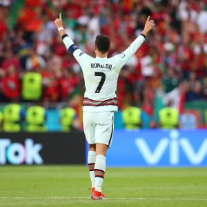 Kalahkan Hungaria, CR7 Jadi Man Of The Match