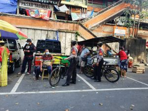 Patroli Dialogis Polres Tabanan Dengan Bersepeda
