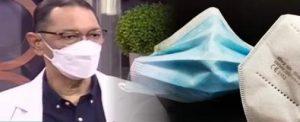 Masker Bedah Lebih Dianjurkan Daripada Masker Kain