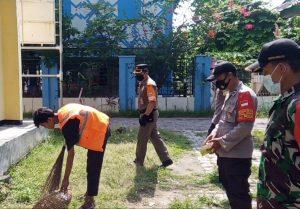 Ops Yustisi Gabungan Polsek Kep Seribu Selatan Jaring 9 Pelanggar ProKes