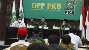 Tanda Tangani Kontrak Politik, PKB Jakarta Siap Menangkan Muhaimin di Pilpres 2024