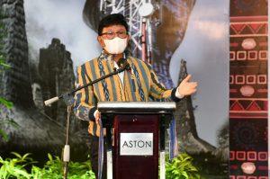 Percepat Bangun 421 BTS di NTT, Menteri Johnny Minta Dukungan Penuh Pemda