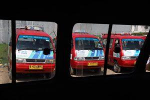 Angkutan Jak Lingko di Jakarta Utara Dipastikan Taati Prokes