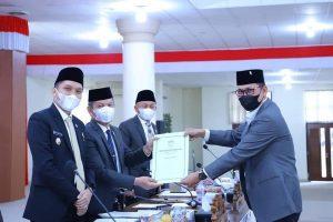 Apresiasi DPRD Ogan Ilir, Bupati Panca Berikan Penghargaan