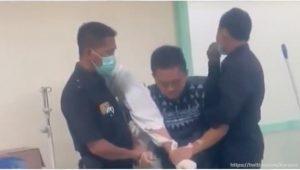 Miris, 2 Satpam Ini Tertular Covid Setelah Mengamankan Pasien Yang Mengamuk