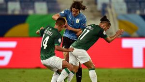 Tekuk Bolivia, Uruguay Raih Kemenangan Pertama di Copa America