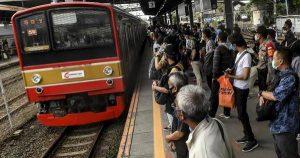 STRP Masih Berlaku Untuk Penumpang KRL Selama Perpanjangan PPKM