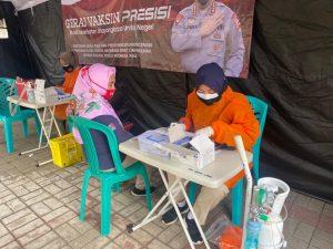 Hari Ini, Gerai Vaksin Presisi Polres Kepualuan Seribu Suntik 24 Warga