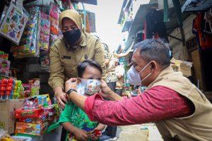 Anak-anak Jadi Fokus Utama Pencegahan Covid-19 di Jakut