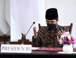 Presiden Jokowi: Kita Harus Gotong-Royong Untuk Ujian Yang Maha Berat Ini