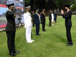 Presiden Jokowi Minta Sudahi Gesekan Antara Prajurit TNI dan Anggota Polri
