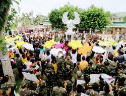 Perjanjian Perdamaian HWPL Akhiri Konflik Agama di Filipina