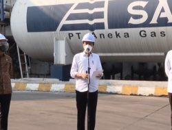 Kebutuhan Oksigen Terus Meningkat, Jokowi Cek Pasokan di PT Samator