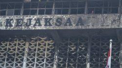 5 Tersangka Kebakaran Kejaksaan Agung Divonis Setahun Penjara, Satu Orang Bebas