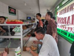 Tips Makan Cepat di Warteg Ala Sandiaga Uno