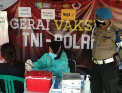 Vaksinasi Tahap II Mulai Diberikan ke Warga Pulau Seribu