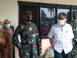 Pemkot Tebing Tinggi dan TNI Pastikan Penerapan PPKM Berjalan Baik