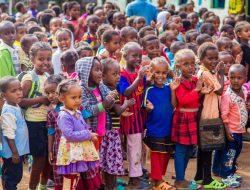 Data UNICEF Sebut 160 Ribu Anak di Etiopia Kelaparan Akibat Konflik