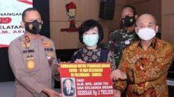 Negara Kena Prank! Pemberi Sumbangan Rp2 T Ditangkap Polda Sumsel
