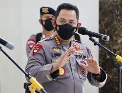 Rakor di Klaten, Kapolri dan Panglima TNI Minta Masyarakat Perketat Prokes