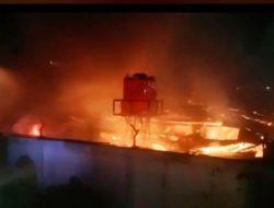 Kebakaran Lapas Tangerang Tewaskan Puluhan Napi
