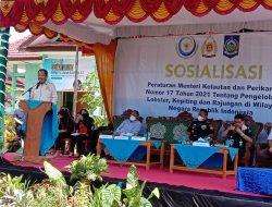 Legislator Dukung Pemerintah Mengedukasi Nelayan Lobster di Tanah Sumbawa