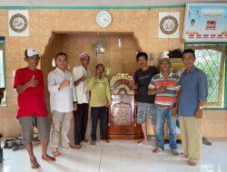 Dua Masjid Terima Bantuan Dari Ketua DPC NasDem Rantau Panjang