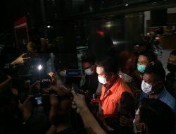 Azis Syasuddin Jalani Pemeriksaan Perdana Sebagai Tersangka Suap