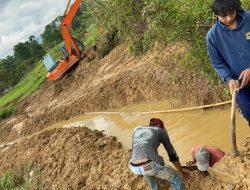 Tolong! Warga Keluhkan Luapan Lumpur Dari Pembangunan Desa Ekowisata Tahfidz di Bogor