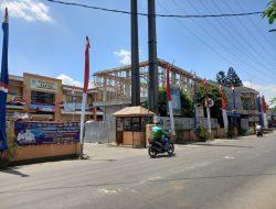 Tak Ada Papan Proyek di Bakal Ruko BUMDes Lambang Sari, Kades Jawab Begini
