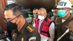 Alex Noerdin Jadi Tersangka Lagi di Kasus Korupsi Masjid Sriwijaya