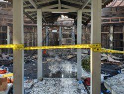 Satu Napi Jadi Tersangka Peristiwa Kebakaran Lapas Tangerang