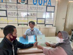 BPN Bekasi Pastikan Program PTSL Berjalan Dengan Baik