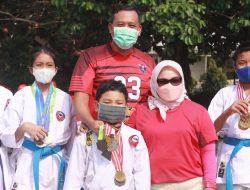 Wakil Wali Kota Bekasi Apresiasi Kemenangan Tim Olahraga Karate di PON XX